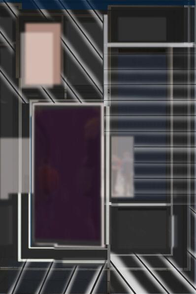 Pertti Kekarainen, 'Spatial Changes 56', 2018