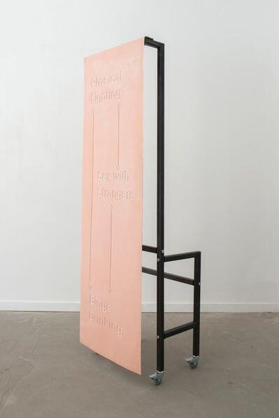 Sarah Derat, 'Callous Child', 2018