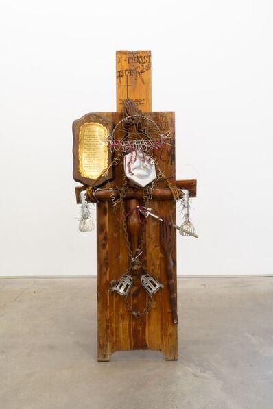 Joe Minter, 'Father Forgive Them', 2001