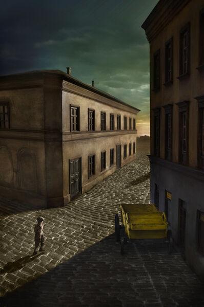 Richard Tuschman, 'Mystery and Melancholy of a Street', 2016