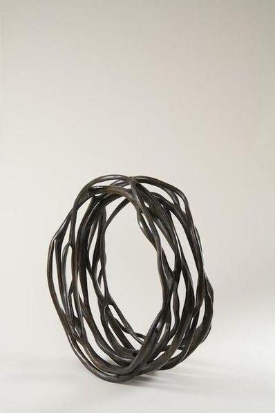 Caprice Pierucci, 'Charcoal Cycle III'