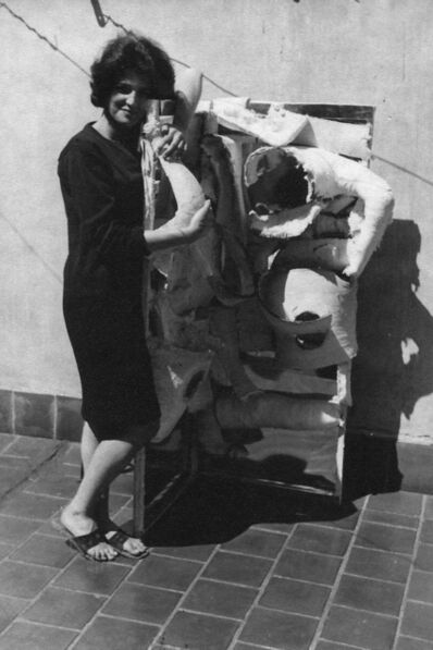 Dalila Puzzovio, 'Untitled. Atelier Squirru - Puzzovio, Buenos Aires, Argentina.', 1963