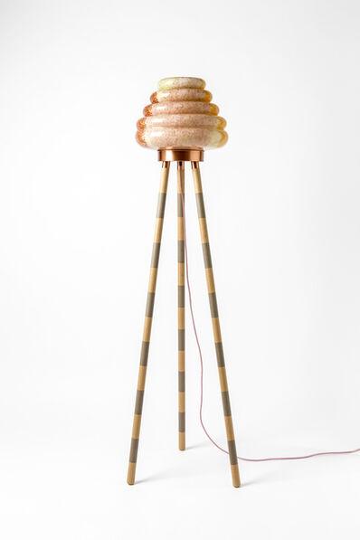 Merve Kahraman, 'Colmena Beehive Floor Lamp', 2016