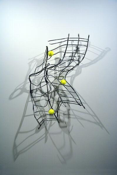 José Luis Torres, 'De l'horizontal au vertical', 2017