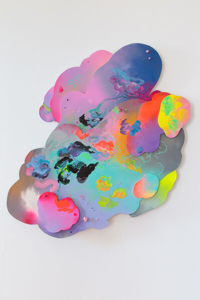 Louise Zhang, '...it came from Goo Lagoon', 2015