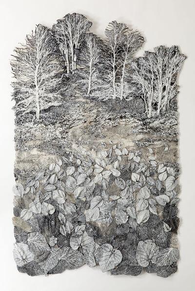 Lesley Richmond, 'SKYLINE MOONLIGHT 2 ', 2015