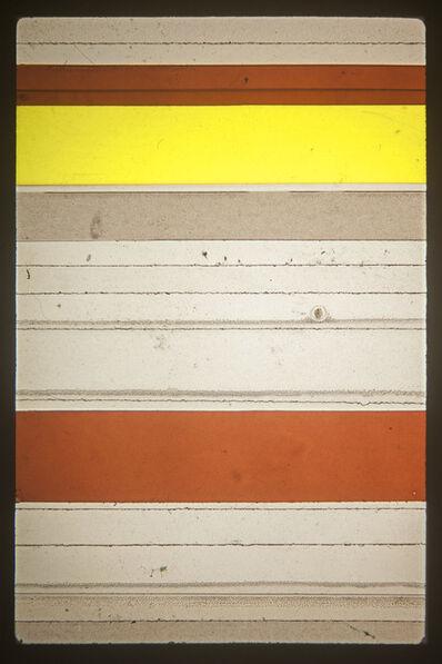 Francisco Ugarte, 'Diapositivas Abstractas Fotografía 9', 2016