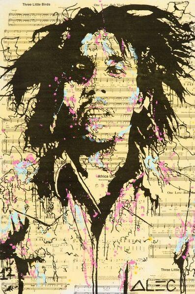 Alec Monopoly, 'Bob Marley', 2012