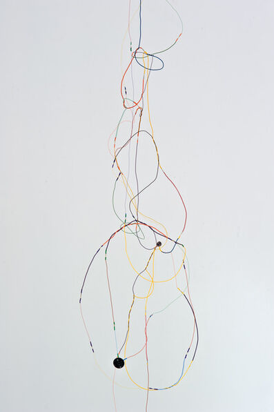 Julianne Swartz, 'Sound Drawing (Vertical Fall) ', 2013