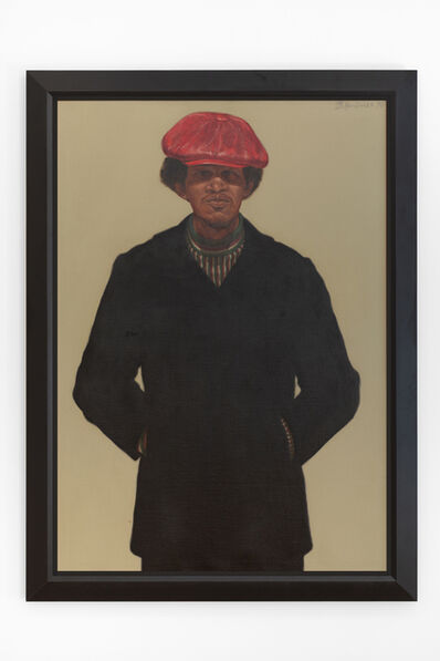 Barkley L. Hendricks, 'Michael BPP (Black Panther Party)', 1971