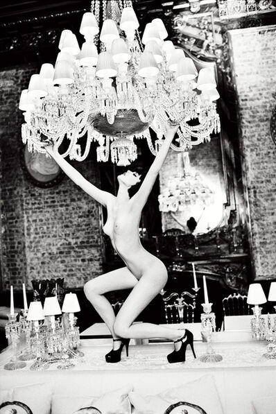 "Ellen von Unwerth, '""Invitation Only, Baccarat""', 2007"
