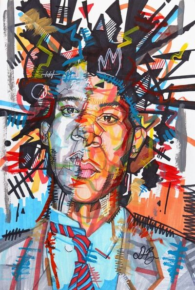 Domonique Brown, 'Basquiat ', 2019