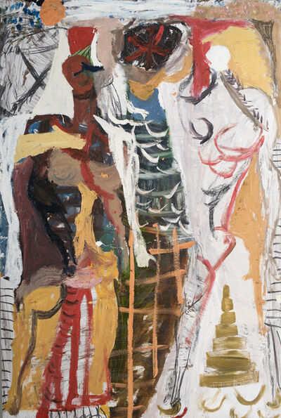 James Drinkwater, 'Bathers St Tropez', 2016