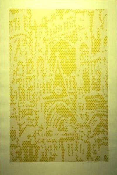 Roy Lichtenstein, 'Cathedral #1', 1969