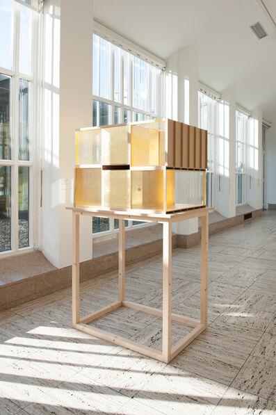 """Jan Van De Pavert, 'Installation view of """"Jan van de Pavert - Models""""', 2016"""