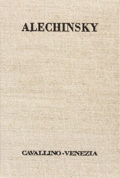 Pierre Alechinsky, 'Minutes', 1967