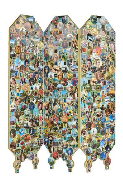 Diederik Schneemann, 'Room divider soft focus', 2000-2020
