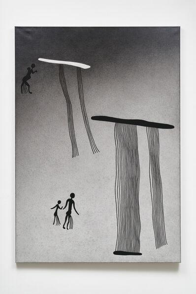 Rune Mields, 'Tikatoutine: Der große Regen (Südafrika)', 2005