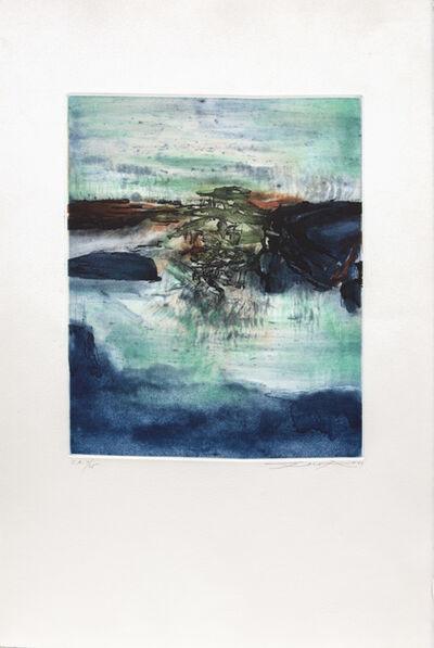 Zao Wou-Ki 趙無極, 'Untitled', 1979