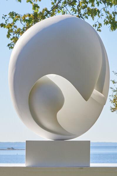Cornelia Kubler Kavanagh, 'Oval Edge Form IX'