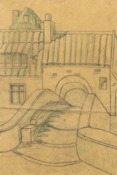 Ursula Fookes, 'Village'