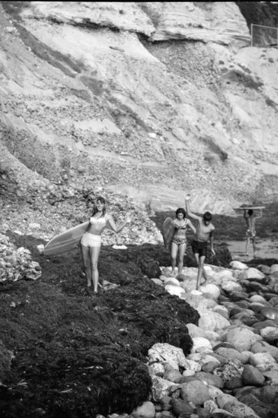 Roy Porello, 'The Point, Pacific Beach', 1964