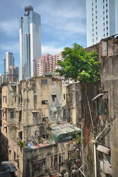 Romain Jacquet-Lagrèze, ''Wild Concrete #14' Hong Kong', 2013