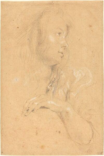 Peter Paul Rubens, 'Young Woman in Profile', ca. 1613