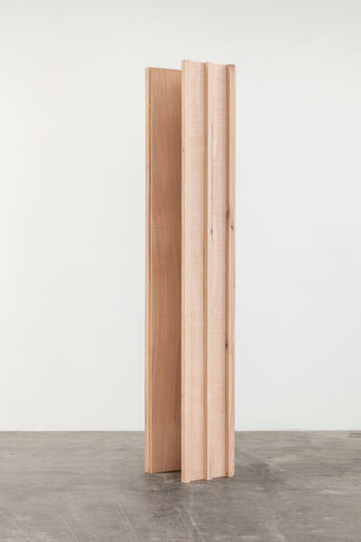 Teresa Braula Reis, 'Rising column, a sense of absence', 2017
