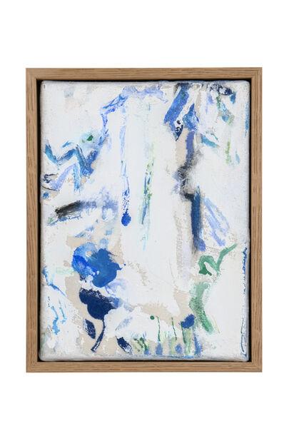 Guillaume Lebelle, 'Cascader la vertu', 2018