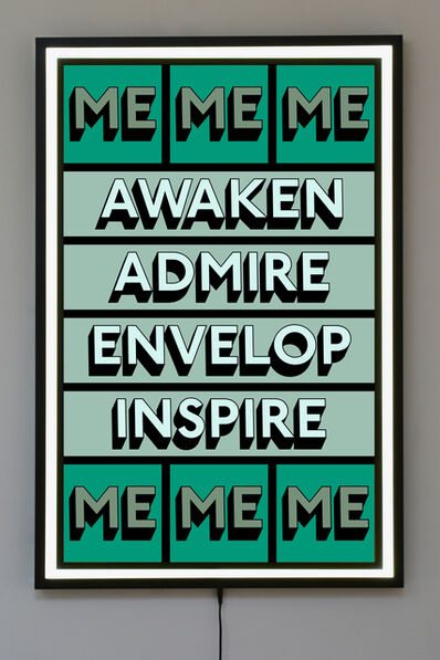 Tim Fishlock, 'AWAKEN ME', 2019
