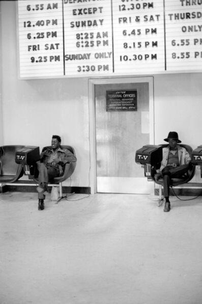 Roger Ballen, 'Bus Station, St Louis', 1969