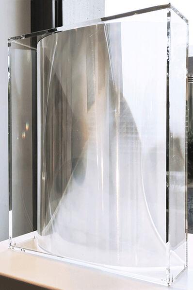 Jürgen LIT Fischer, 'Gewölbtes Licht – Curved Light', 1993