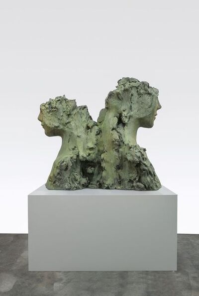 Mark Manders, 'Two Immovable Heads', 2015-2016