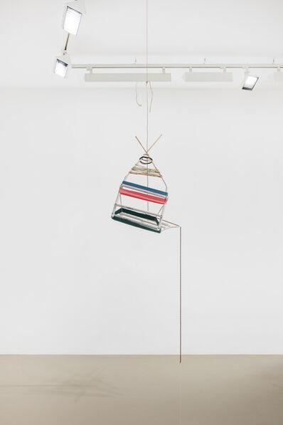 Abraham Cruzvillegas, 'Untitled portable sculpture (La Señora de Las Nueces) 7,', 2020-2021