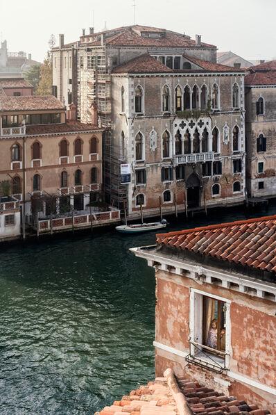 Gail Albert Halaban, 'Pajamas, San Marco, Venice, October', 2017