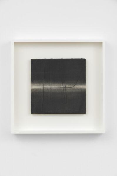 Bice Lazzari, 'Composizione in nero [Composition in black]', 1965