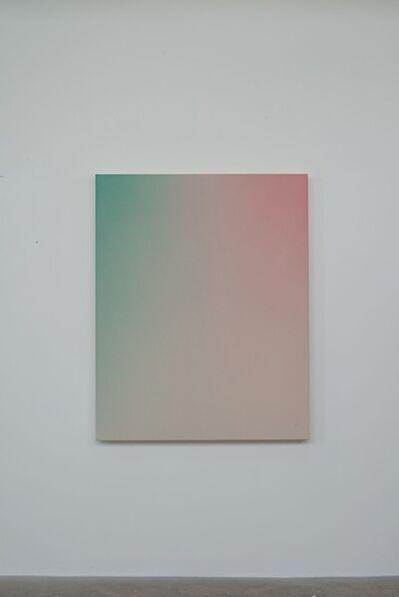 Oliver Marsden, 'Fade XXVI Light Viridian Rose OMS 492', 2014
