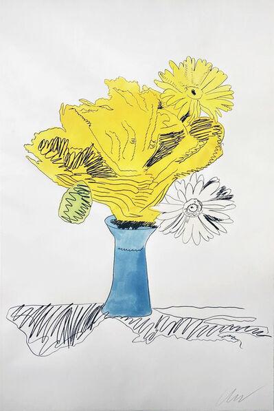 Andy Warhol, 'Flowers (Hand-Colored) II.113', 1974