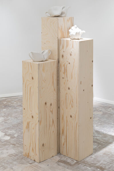 Corinne Felgate, 'One For The Ménage-A-Trois-Ers', 2014