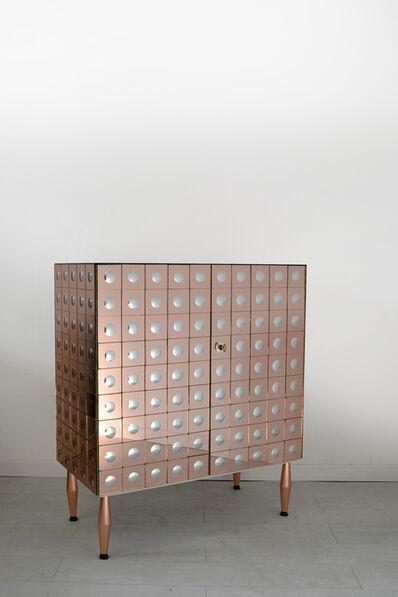 Effetto Vetro, 'Bolle Cabinet', 2017