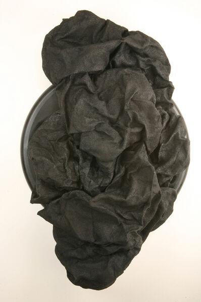 Chloe Hedden, 'Black Folds', 2019