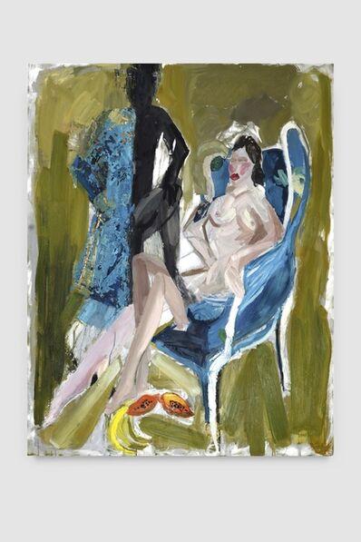 Alida Cervantes, 'Plantano y papaya', 2020