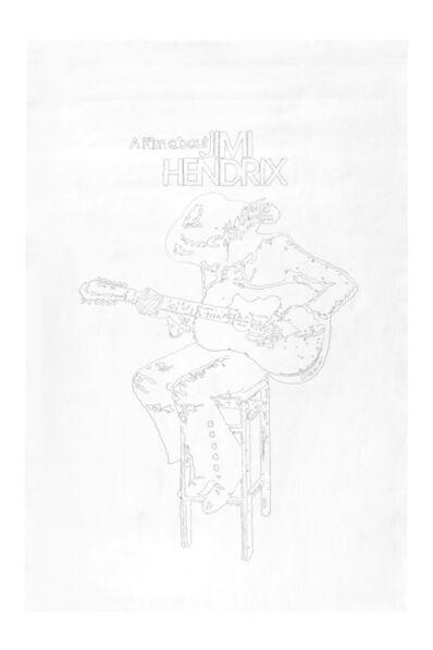Abraham Cruzvillegas, 'Jimi Hendrix', 2007
