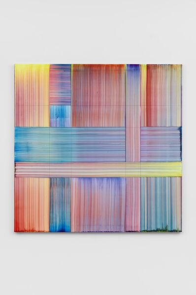 Bernard Frize, 'Flagt', 2019