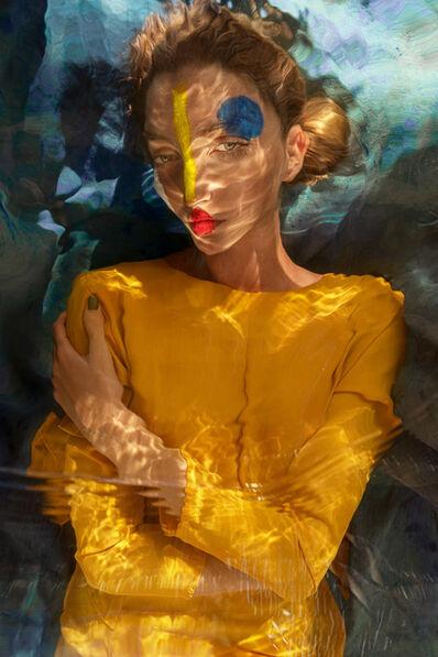 Carla Sutera Sardo, 'Aqva Yellow', 2020