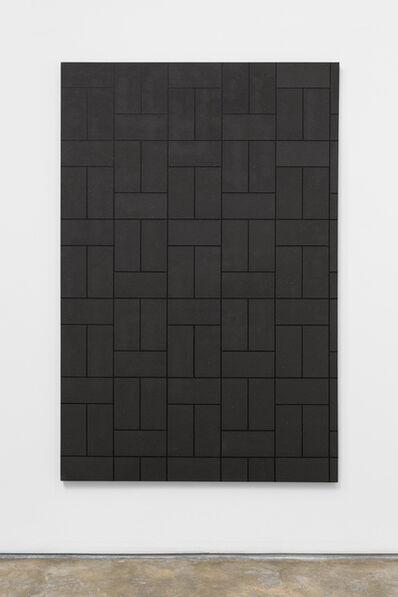 Patrick Hamilton, 'Abrasive Paintings # 31', 2016