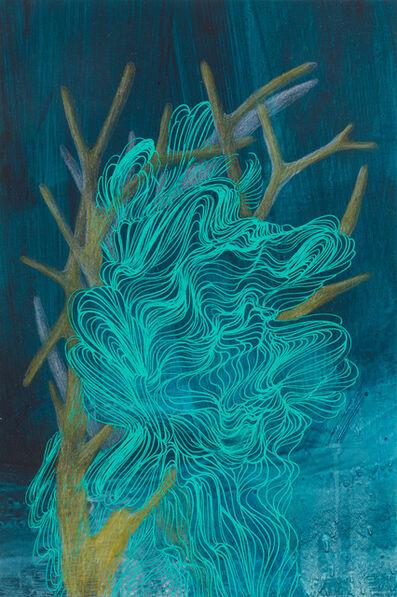 Resa Blatman, 'Small Coral Drawing 22', 2018