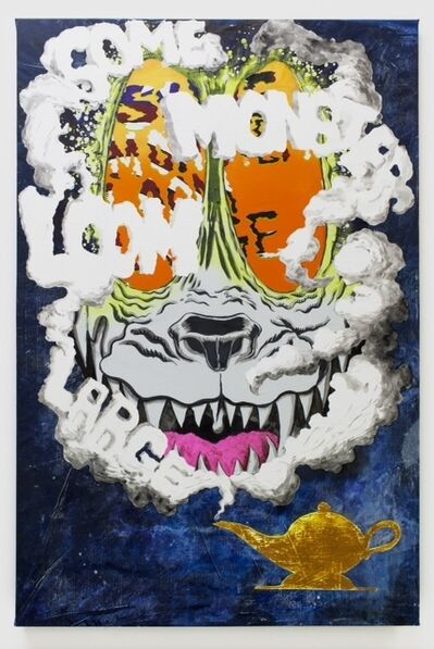 Mark Thomas Gibson, 'Bad Dream Genie', 2015