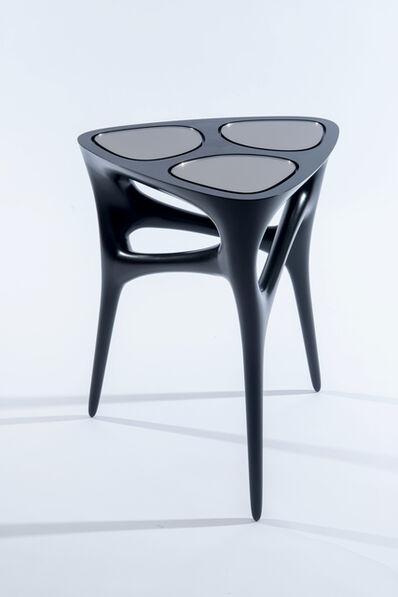 Timothy Schreiber, 'Methodology Table (Wood/Glass)', 2018